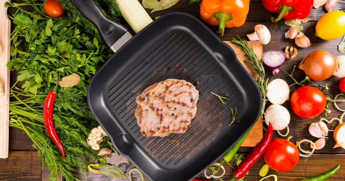 what is a grill pan