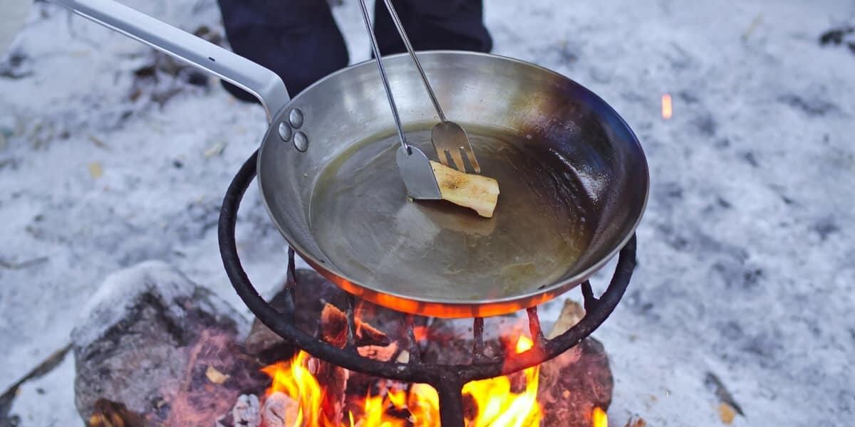 Carbon Steel Pan vs Stainless Steel Pan